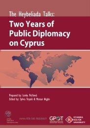 The Heybeliada Talks: Two Years of Public Diplomacy on Cyprus