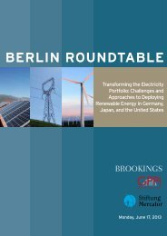 Transforming the Electricity Portfolio: Challenges and Approaches to ...