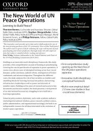 UK flyer - Global Public Policy institute