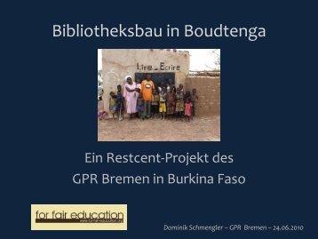 pdf, 720.4 KB - GPR - Bremen