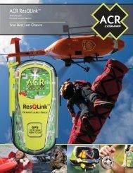 ACR ResQLink™ - GPS Central