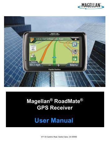 User Manual - GPS Central
