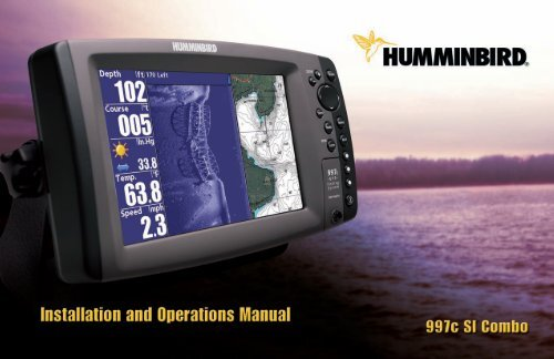 Humminbird - Fish Finders and GPS