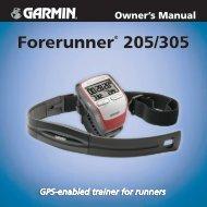 Forerunner® 205/305