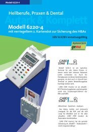 Modell 6220-4 - Gr-buerosysteme.de