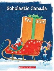 Fall 2012 - Scholastic Canada