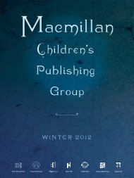 Winter 2012 - Raincoast Books