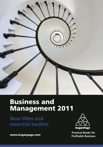 Business Management 2011