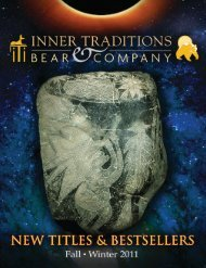 Inner Traditions: Fall - Winter 2011 catalogue