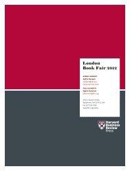 London Book Fair 2012