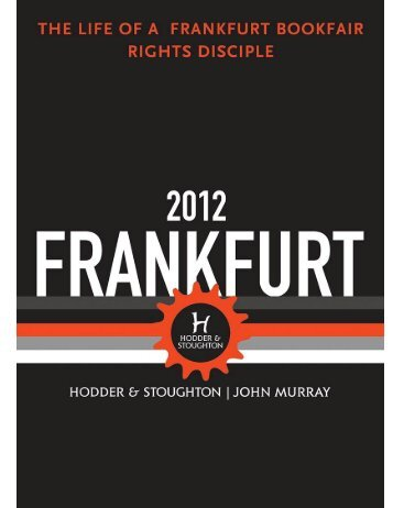 Hodder FBF 2012