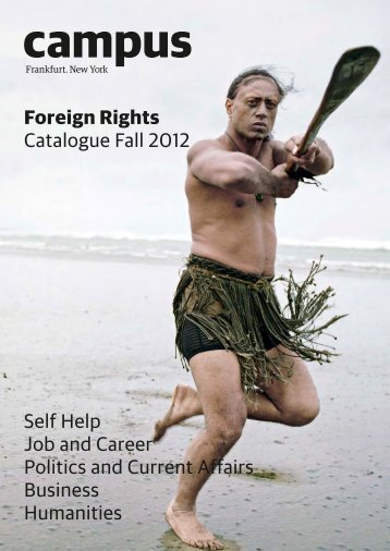 Foreign Rights Catalogue Fall 2012 Self Help Job ... - Campus Verlag
