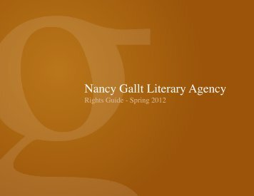 Nancy Gallt Literary Agency