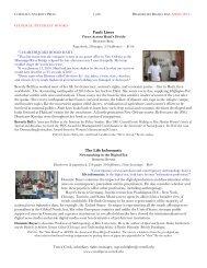 Cornell University Press Spring 2013