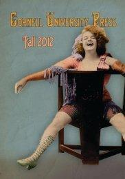 Cornell University Press Fall 2012