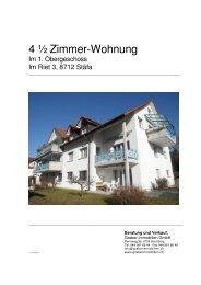4 ½ Zimmer-Wohnung - Homegate.ch