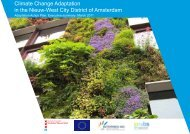 Climate Change Adaptation in the Nieuw-West City District ... - GRaBS