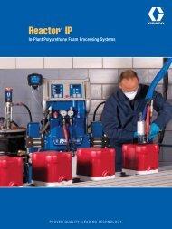 Reactor® IP - Graco Inc.