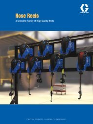 Hose Reels - Graco Inc.