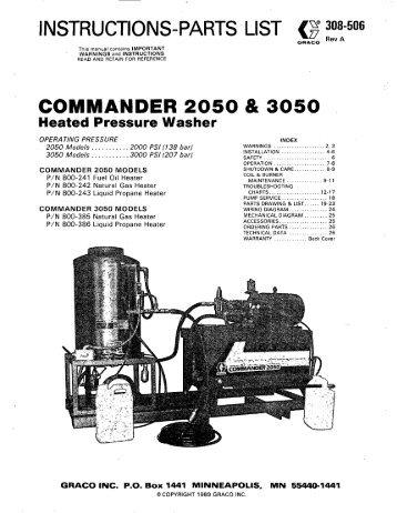 312782C, Air Actuated Dispense Valve Instruction-Parts