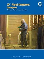 XP™ Plural-Component Sprayers - Graco Inc.