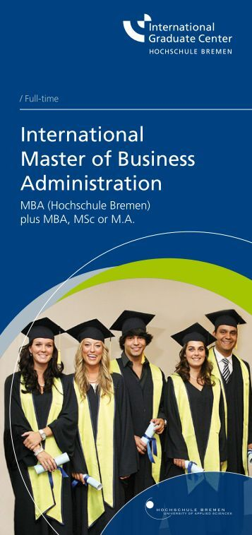Business Administration international business usyd