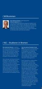 Masterstudiengang Kulturmanagement (M.A.) - International ... - Seite 2