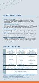 Masterstudiengang Kulturmanagement (M.A.) - International ... - Seite 4