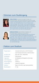 Masterstudiengang Kulturmanagement (M.A.) - International ... - Seite 5