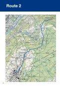 Broschüre Bikerouten - Region Grächen St. Niklaus - Seite 6