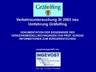 Vortrag Christian Fahnberg - Gemeinde Gräfelfing