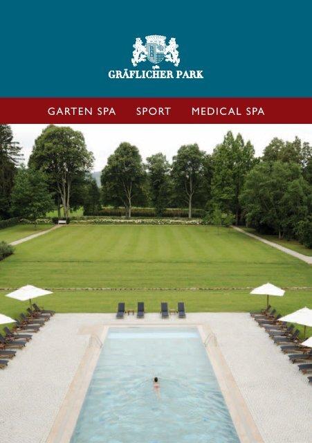 Garten Spa Sport Medical Spa Graflicher Park Hotel Spa