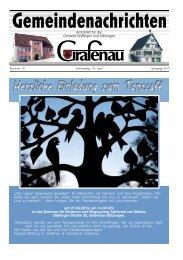 Herzliche Einladung zum Tanzcafé - Grafenau