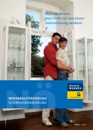 Wohnbauförderung Eigenheimsanierung (1,24 MB) - .PDF