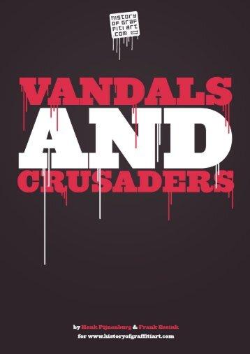 Vandal And Crusaders - Graffitigalleriet