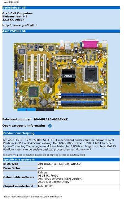 ASUS P5P800SE AUDIO DRIVERS FOR WINDOWS