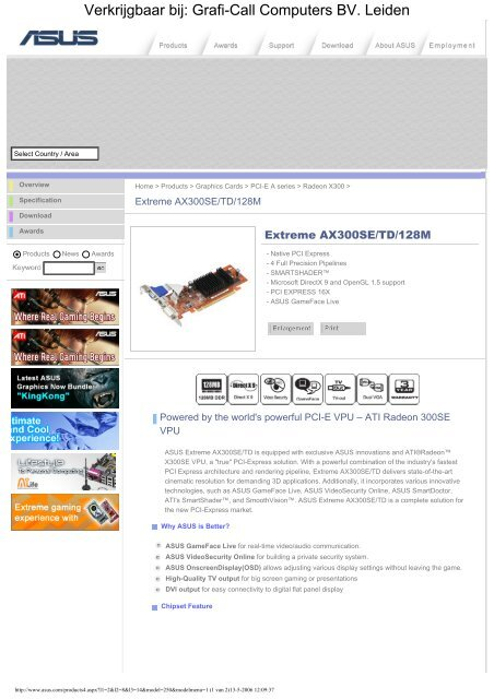 ASUS EXTREME AX300SET WINDOWS 8 DRIVER DOWNLOAD