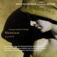 Messiah - Grafikdesignbuero