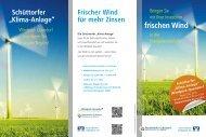 frischen Wind - Grafschafter Volksbank eG