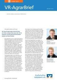 Ausgabe 5 - Januar 2010 (937 KB) - Grafschafter Volksbank eG