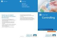 Controlling - Grafschafter Volksbank eG