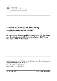 Leitfaden zur Planung und Realisierung von ... - B Schmitt