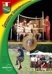 die 1. Gramastettner Highlandgames oben - Gramastetten - Land ...