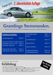 2010 03 Auflage 2 - Autohaus Heinrich Gramling GmbH & Co. KG