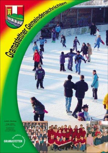 Amtliche Mitteilung Folge 1/2003 - Gramastetten