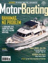 BAHAMAS, NO PROBLEM - Grand Banks Yachts