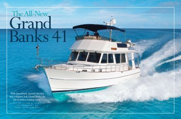 The All-New 41 - Grand Banks Yachts