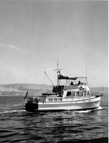 Legacy - Grand Banks Yachts