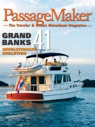 41EU Revolutionary Evolution - Grand Banks Yachts