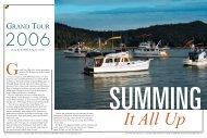 GRAND TOUR - Grand Banks Yachts
